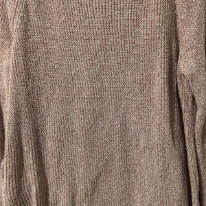 LOFT Sweaters - Loft Bow Back Pink Sweater